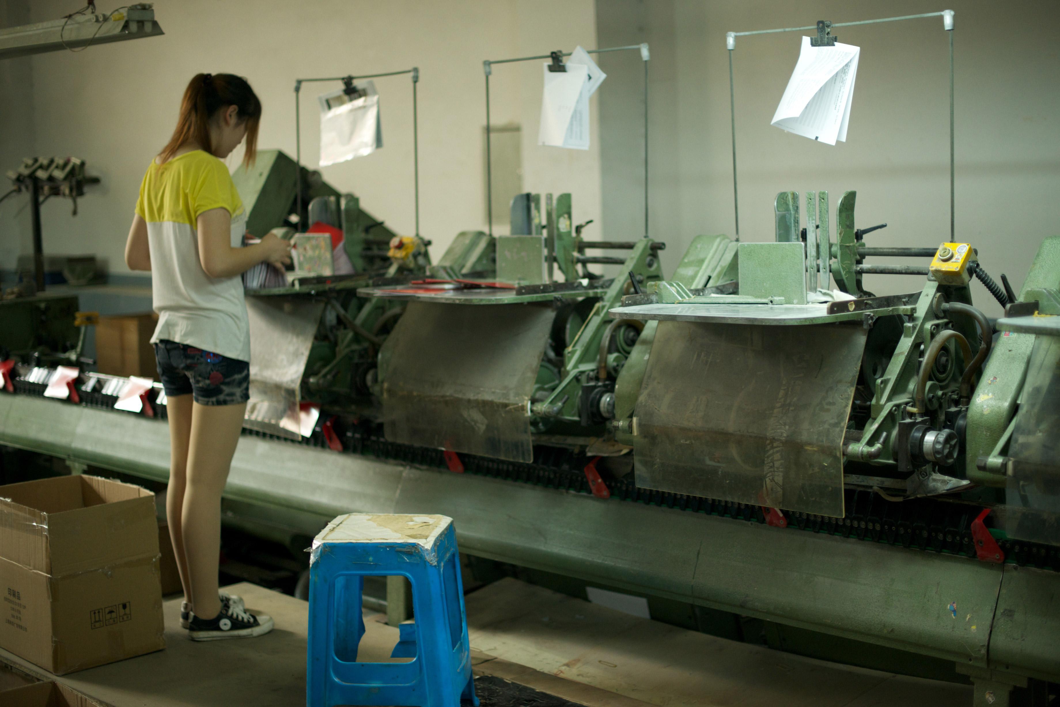 staple machine for binding