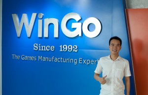 Leon, Prez of WinGo.